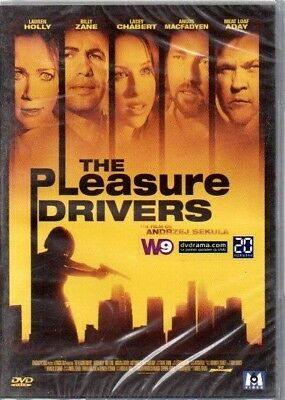 DVD - The Pleasure Drivers / Action / Billy Zane  (neuf)