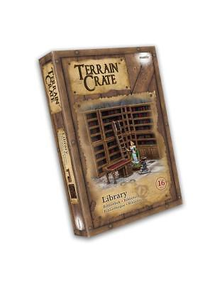 Library - Terrain Crate - Mantic Games - In Stock Now