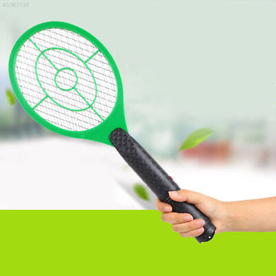 FFE6 Electric Zapper Mosquito Double Circular Single Swatter Hit Wasp Racket Ins