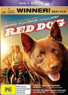 Red Dog (DVD, 2014)