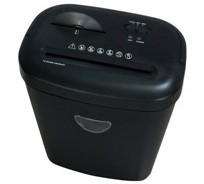 Proaction 12 Sheet 25 Litre Card and CD Cross Cut Shredder - Free Shipping