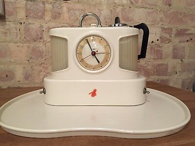 Vintage Goblin D25B Teasmade -  in Lovely Clean Working Order with Alarm Clock