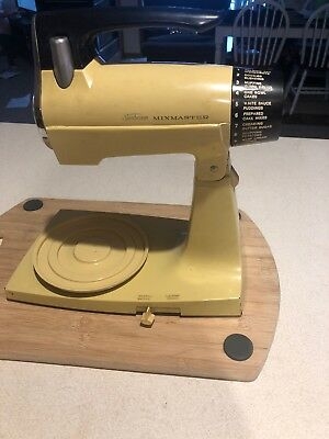 VINTAGE SUNBEAM MIXMASTER - KITCHEN COUNTERTOP (MIXER Only)