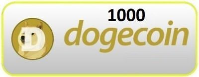 3 Hours Dogecoin (DOGE) Mining Contract Minimum 1000 Dogecoins