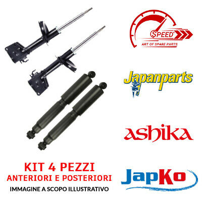 Kit 4 Ammortizzatori Fiat Panda (141) 900, 1.0, 1.1 (No 4X4) Marca Speed