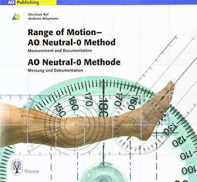Range of Motion - AO Neutral-0 Method, Very Good Condition Book, Christian Ryf,