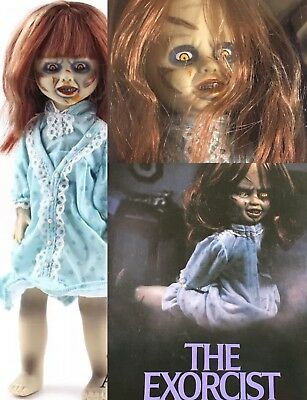 Horrorfilm Puppe Living Dead Dolls LDD The Exorcist Exorzist Film v. 1973 Chucky