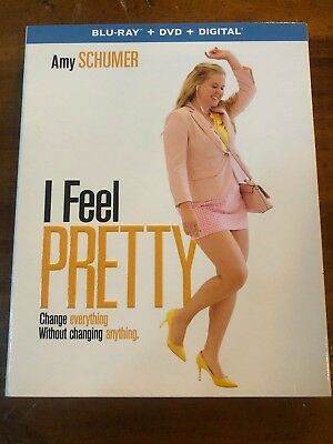 I Feel Pretty Blu-ray + DVD (no digital) (Amy Schumer)