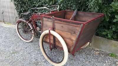 Replica Indian Service Try Car 1912