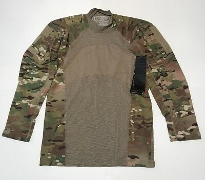 Massif ACS Army Combat Shirt Size Small Multicam Flame Resistant Army USGI NWT