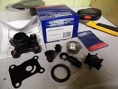 Brp Omc Evinrude Johnson 9.9 15  Waterpump Kit 0394711  394711