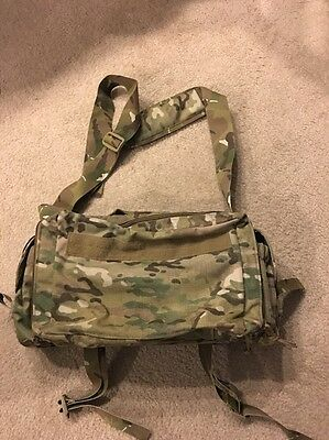 Eagle Industries Escape & Evade E&E Bail Out Go Aid Medic Range Bag Multicam OCP