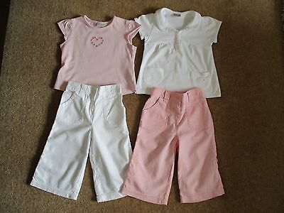 Girls NEXT Trousers and Tops Age Age 2-3 Years