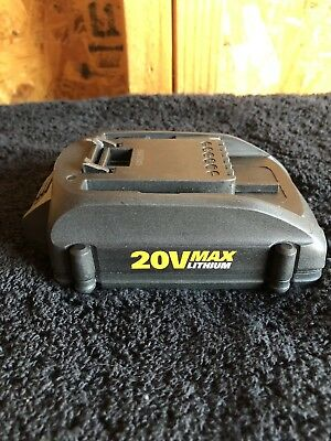 20V 2.0Ah WA3520 WA3525 Max Lithium Battery For WORX W155 WG163 WG151s WG545 New