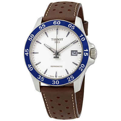 Tissot V8 Automatic Silver Dial Men's Watch T1064071603100
