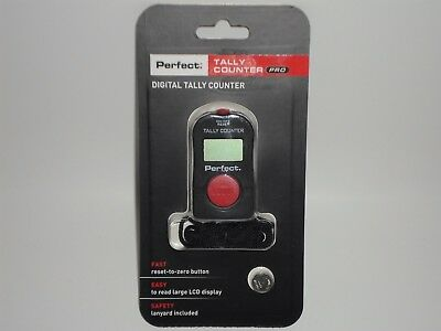 Perfect Tally Counter Pro Digital Tally Counter Electronic Manual Clicker