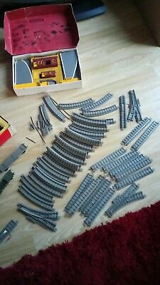 Triang Job lot oo model railways trains and station Set.  Free p & p.
