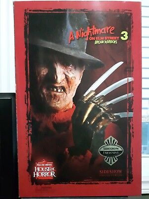 Sideshow Collectibles A Nightmare on Elm Street 3 Dream Warriors Figure