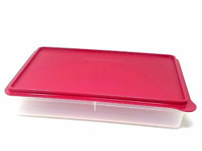 Tupperware Snack Stor Large Cookie Container with Vineyard Seal - Brand NEW!