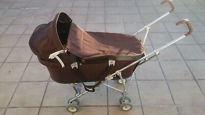 MacLAREN The BABY BUGGY Rare Vintage Stroller Pushchair 1970s, Good Condition