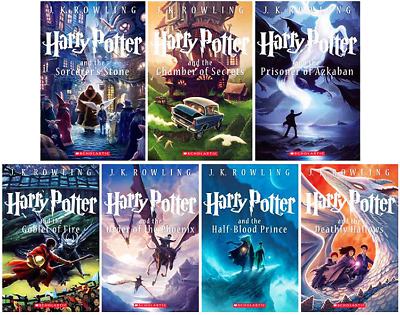 Harry Potter the Complete Audio Series -READ BY JIM DALE -NO CD-MP3 AUDIO BOOK