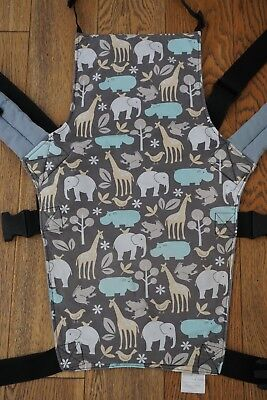 Connecta baby carrier / sling zoology print 3.5kg to 16kg