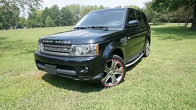 2011 Land Rover Range Rover Sport SPORT SUPERCHARGED /C RECENT SERVICE UPPER ENGINE OVERHAULED SUPER NICE NEW BRAKES TIRES OFFERS