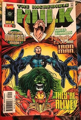 Marvel INCREDIBLE HULK 450 VF/NM ***$3.98 UNLIMITED SHIPPING***