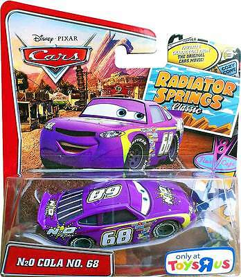 N2o Cola N20 Disney Pixar Cars 2 Movie Radiator Springs Classic Toys