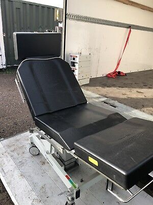 Operating Table Hydraulic Seward Opmadter Medical Tested And Working