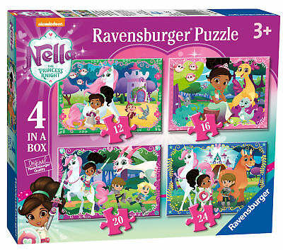 08671 Ravensburger Nella the Princess Knight Jigsaw Puzzle 35pc Childrens Age 3+ Puzzles & Geduldspiele