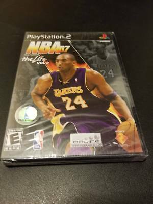 NBA 07 Featuring the Life Vol. 2  - Sony PlayStation 2 PS2 - BRAND NEW & SEALED