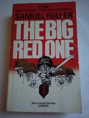 THE BIG RED ONE by Samuel Fuller. 1980 Ed. PBk