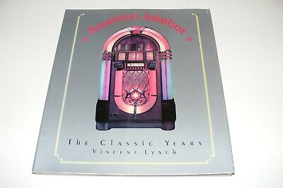 Vintage Jukeboxes Jukebox Book Ami Rock-ola Seeburg Wurlitzer Photos 1937-1948