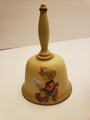 Goebel Hummel Bell 1990 Collectible with Original Box - # Hum 712 - What's New