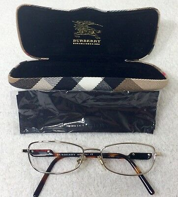 Authentic Burberry Lenses Sunglasses Glasses Shades Luxury Designer Italy Style