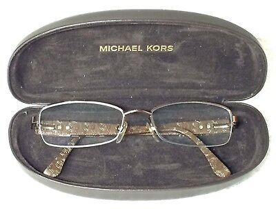 Authentic Michael Kors Lenses Shades Mk139 Luxury Designer Style Frames Case