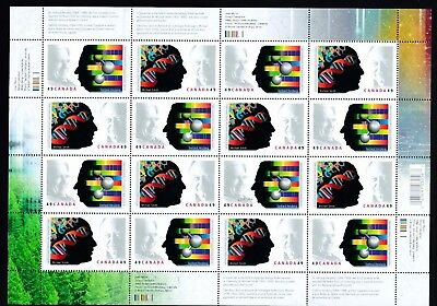 Canada  Mnh  - Mint Commemorative Stamps  - Nobel Prize Winners