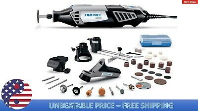 Dremel 4000 39-Piece Variable Speed Corded Multipurpose Rotary ToolKit 4000-4/34