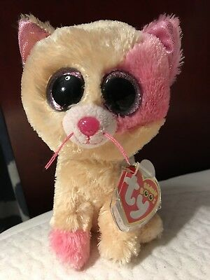 "TY Beanie Boo Annabelle The Cat - 6"" - retired Barnes   Noble Exclusive! f616b6ce8ea"