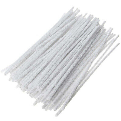 100Pcs Intensive Cotton Pipe Cleaners Smoking /Tobacco Pipe Cleaning Tool FBDU