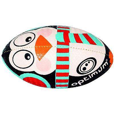 Optimum Boy Christmas Rugby Ball Mini