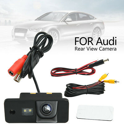 Waterproof CCD Car HD Rear View Reverse Reversing Camera For Audi A3 A4 S4 A6