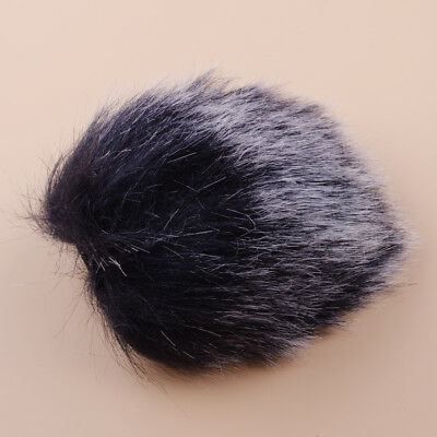 For DSLR Camcorder MIC Furry9.5cm Microphone Windshield Fur Wind Muff Windscreen