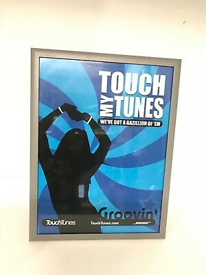 Touchtunes Touch Tunes Front Display Banner Touch My Tunes W/ Back Led Lights