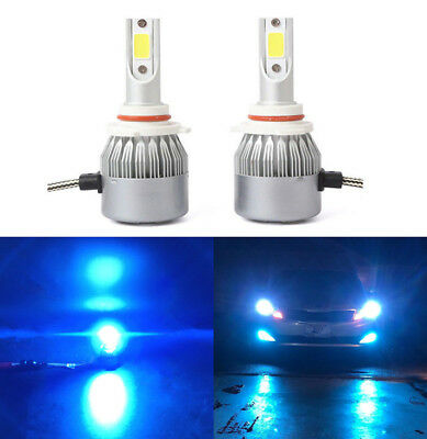 9007 HB5 LED Headlight Bulb Blue Hi/Lo Conversion Kit for Dodge Grand Caravan