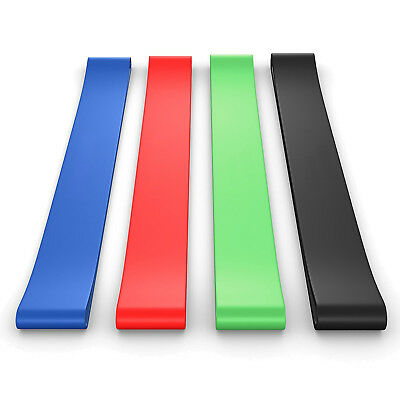 Resistance Loop Bands Elastic Band Equipment Gum for Fitness Training Pull lot