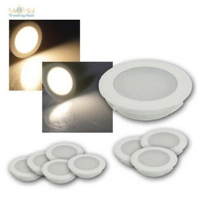 Built-In Recessed Luminaire 230V for up - Can Led Step Light Stair Lighting Lamp