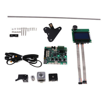 1Set CR-10S Upgrade Kit 3D Printer Mainboard,LCD,Lead Screw Replacement
