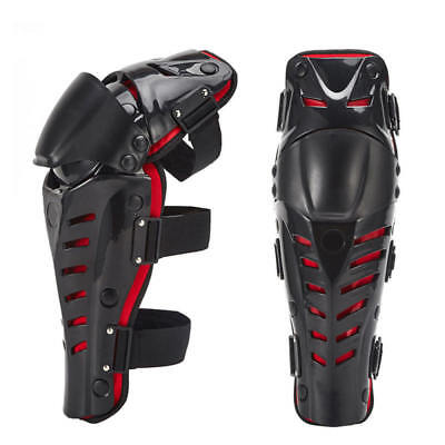 Motorcycle Motocross Knee Pad Protector Sports Guards Brace Protective Gear Chic